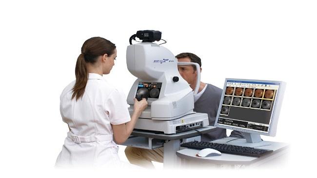 آزمایش چشم OCT و کاربرد آن