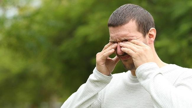 آلرژی یا حساسیت چشمی و روش های درمان آن