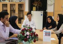 برگزاری-اولین-کنفرانس-گروه-اجرایی-یازدهمین-سمینار-سالیانه-پرستاری-چشم-فارابی