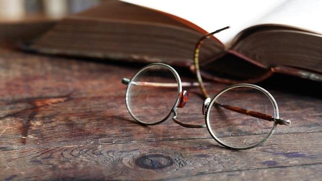 تاریخچه عینک و عینک آفتابی