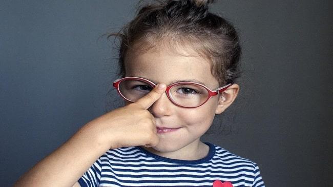 درمان بیماری تنبلی چشم