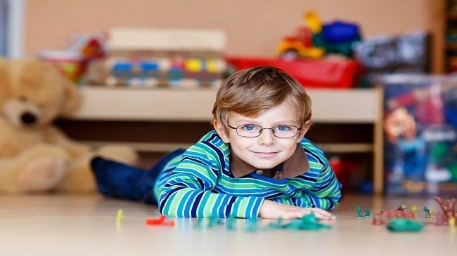 درمان تنبلی چشم در کودکان