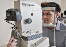 دستگاه-معاینه-چشم