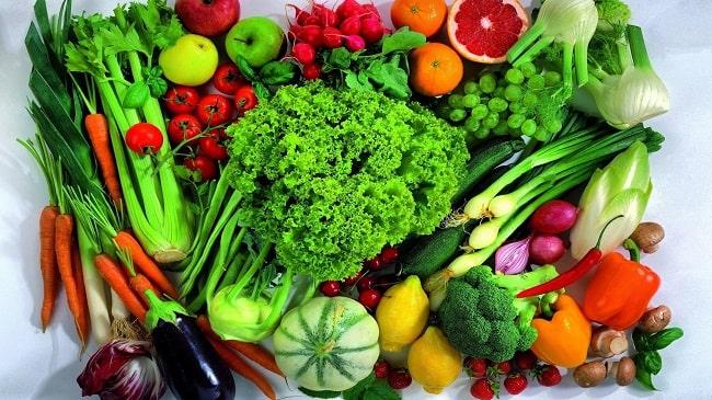 رژیم غذایی چشم پسند