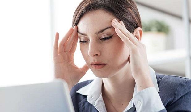 سردردهایی که باعث ایجاد علائم چشمی می شوند!