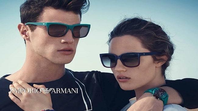 عینک Emporio Armani