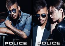 عینک-Police
