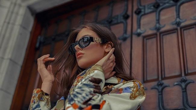 عینک-Versace