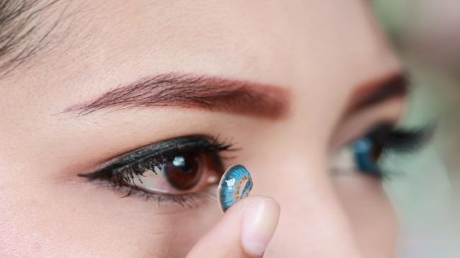 لنزهای-تماسی-رنگی-برای-آستیگماتیسم