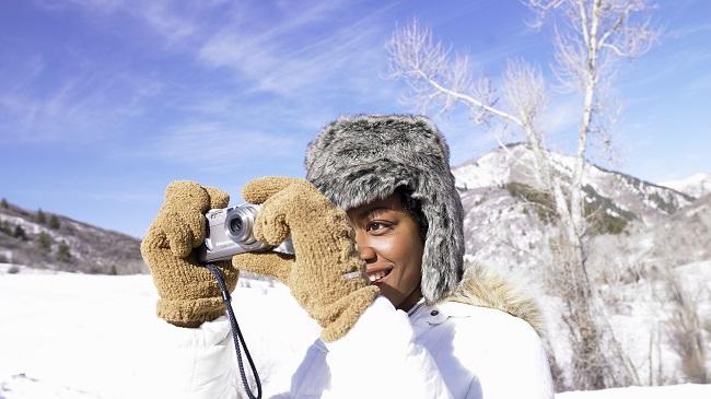 لنزها در هوای گرم و سرد