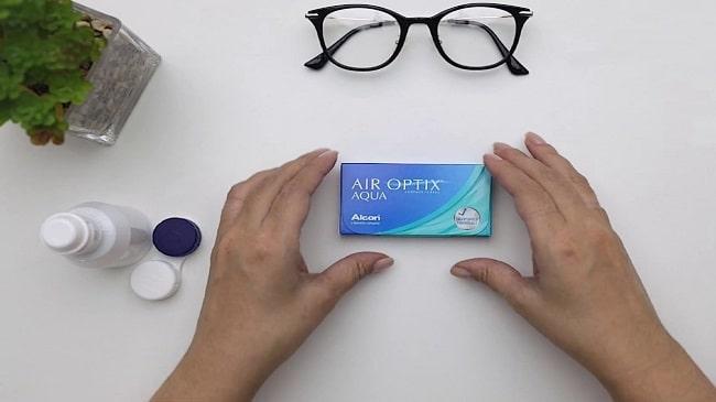 لنز طبی ایراپتیکس Air Optix