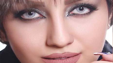 لنز طبی رنگی فصلی ایراپتیکس (airoptix)