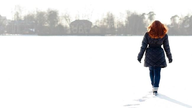 لنز و محلول در زمستان منجمد می شود؟