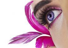 مطابقت-لنز-رنگی-با-رنگ-مو