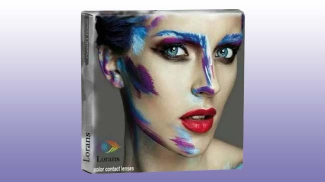 هشت رنگ خاص و زیبای لنز لورنس