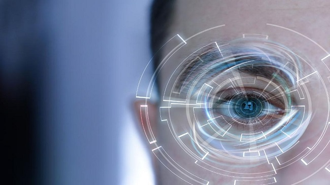هوش مصنوعی توسط لنزهای تماسی