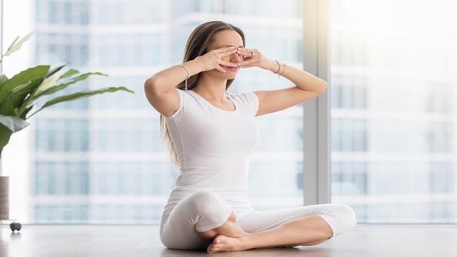 یوگا و سلامت چشم