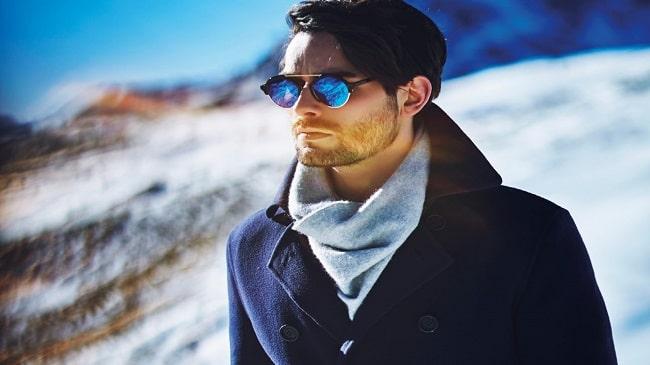 ۳ مدل عینک آفتابی برای زمستان