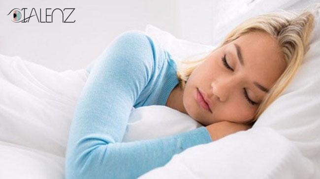 5-اصل-مهم-خوابیدن-با-لنز