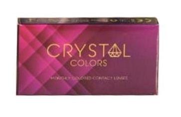 خرید لنز رنگی کریستال