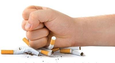 ترک سیگار برای درمان خشکی چشم-دیالنز