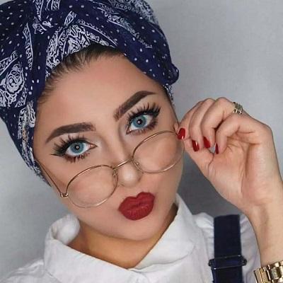 لنز رنگی آبی-دیالنز