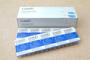 تفاوت لنزهای تماسی Air Optix و Comfi Air