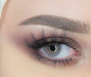 لنز رنگی لومینوس