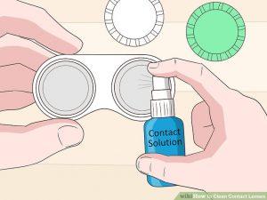 خرید لنزهای تماسی طبی