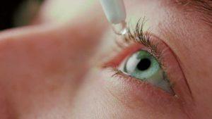 قطره های چشمی