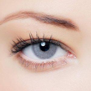 لنز خاکستری