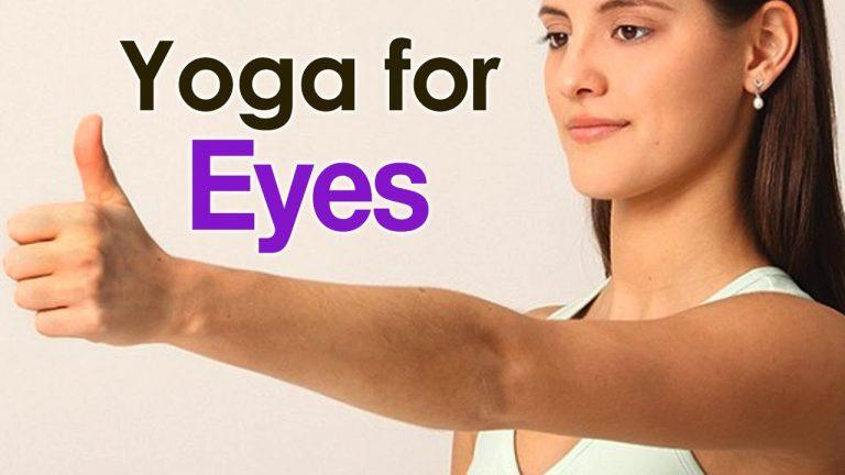 سلامت چشم،ورزش یوگا