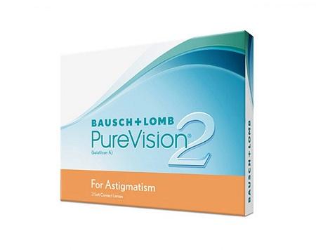 تفاوت لنزهای تماسی Air Optix و PureVision2