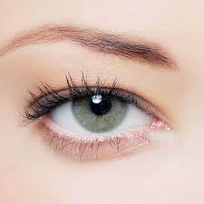 خرید لنز سبز روشن