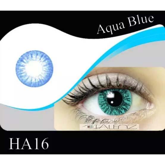 فروش HA 160 (آبی بدون دور)   بهمراه قیمت امروز لنز طبی و قیمت امروز لنز رنگی