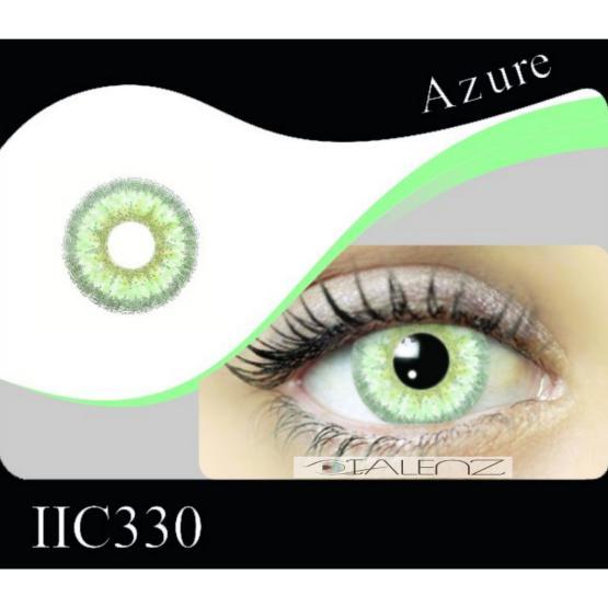 فروش IIC 330 (عسلی سبز فانتزی)   بهمراه قیمت امروز لنز طبی و قیمت امروز لنز رنگی