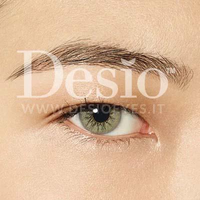 فروش لنز Desert Dream (سبز عسلی دوردار) برند دسیو بهمراه قیمت امروز لنز رنگی  و قیمت امروز لنز طبی