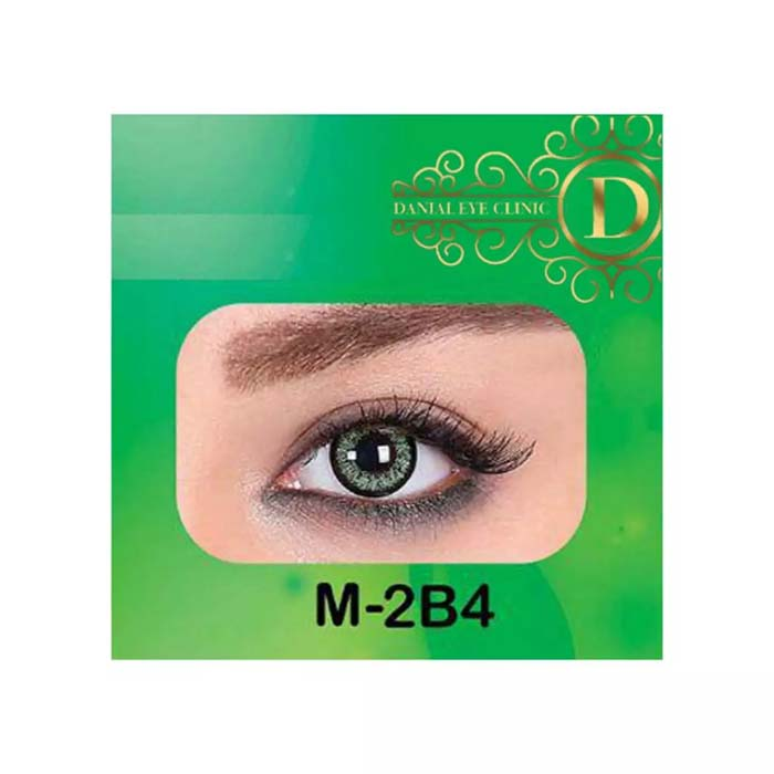 فروش لنز M2B4 (سبز دوردار)   بهمراه قیمت امروز لنز طبی و قیمت امروز لنز رنگی
