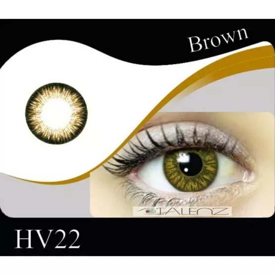 فروش HV 220 (قهوه ای دوردار)   بهمراه قیمت امروز لنز طبی و قیمت امروز لنز رنگی
