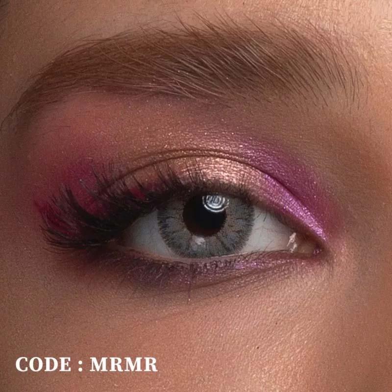 فروش لنز MR MR (یخی دوردار)  بهمراه قیمت امروز لنز رنگی  و قیمت امروز لنز طبی