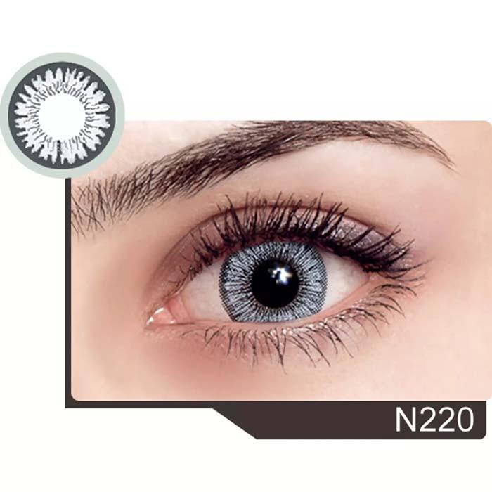 فروش لنز N 220 (یخی دوردار)  بهمراه قیمت امروز لنز رنگی  و قیمت امروز لنز طبی
