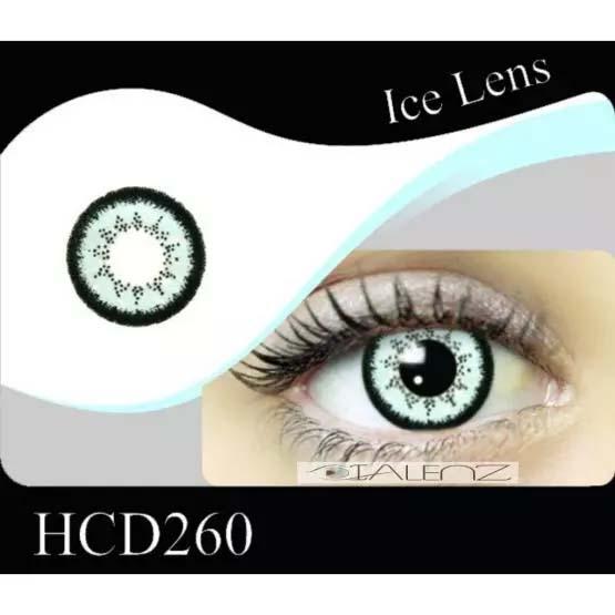 فروش HC 260 (آبی یخی دوردار)   بهمراه قیمت امروز لنز طبی و قیمت امروز لنز رنگی